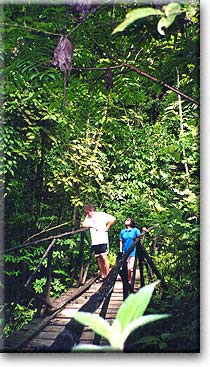 Manuel Antonio National Park Trails