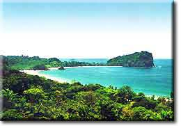 Punta Catedral, Manuel Antonio National Park